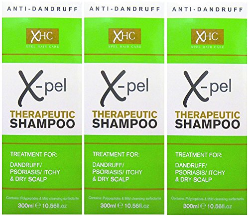 Xpel Hair Care - Champú terapéutico...