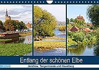 Entlang der schoenen Elbe - Jerichow, Tangermuende und Havelberg (Wandkalender 2022 DIN A4 quer): Staedte der Backsteingotik und Natur an der Elbe (Monatskalender, 14 Seiten )
