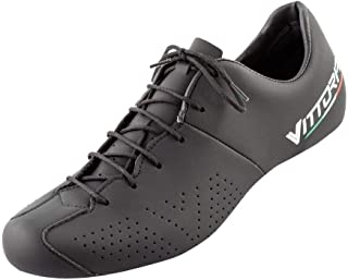 Vittoria Mondiale Road Cycling Shoes Look Soles Black
