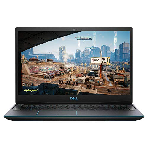 Flagship 2020 Dell G3 3590 15 Gaming Laptop 15.6' FHD Intel Quad-Core i5-10300H (Beats i7-8750H) 8GB DDR4 256GB SSD 1TB HDD 4GB GTX 1650 Backlit Webcam Win 10 + iCarp Wireless Mouse