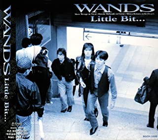 [Album] WANDS – Little Bit. [MP3 320 / CD]