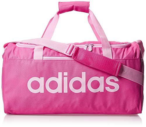 adidas Unisex-Erwachsene Linear Core Henkeltasche, Pink (Solar Pink/True Pink), 15x20x37 centimeters