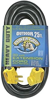 Camco 55191 30 Amp Extension Cord With Handles