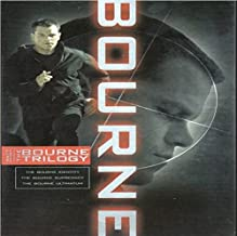 The Bourne: Trilogy (The Bourne Identity / The Bourne Supremacy / The Bourne Ultimatum)
