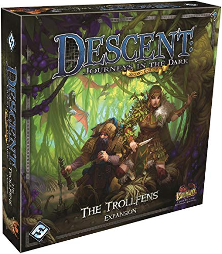 Descent 2nd Edition: The Trollfens Expansion