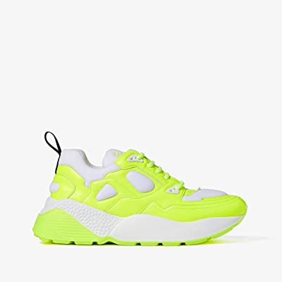 Stella McCartney Eclypse Sneakers (Yellow/White) Men