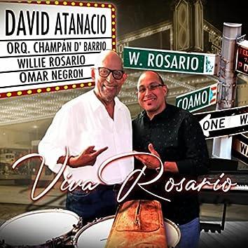 Viva Rosario (feat. Willie Rosario, Omar Negron & Orq. Champán D Barrio)