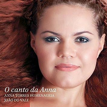 O Canto da Anna: Anna Torres Homenageia João do Vale