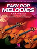 Easy Pop Melodies for Violin (English Edition)