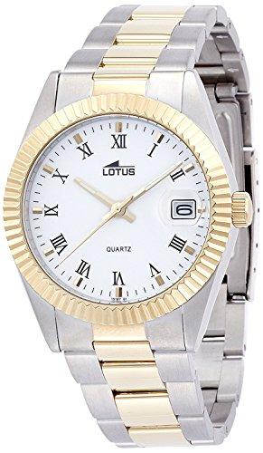 Lotus Reloj Cuarzo 15197/1 Hombre