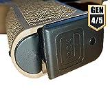 TOFEIC Grip Frame Insert Plug for Gen 4/5 Glock 17 18 19 22 23 31 34 35 37 38