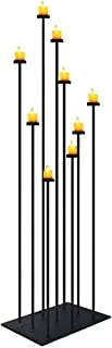 Best tall black floor candle holders Reviews