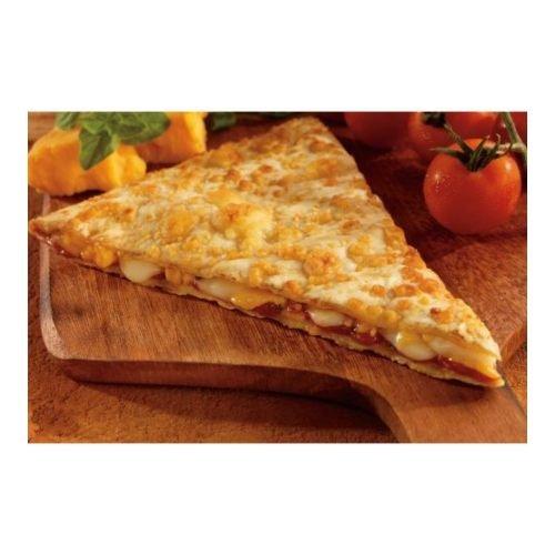 Conagra The Max Cheese Slice Quesadilla Pizza, 5 Ounce -- 48 per case.