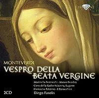 モンテヴェルディ:聖母マリアの夕べの祈り(Monteverdi: Vespro Della beata Vergine)