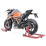 Set Caballete Compatible para Ducati 848 08-10 Aparcar Moto FKR