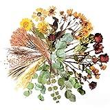 24 Blätter Blumen Aufkleber Sticker Scrapbooking Aufkleber Sticker in 4 Style Vintage Stickerbögen Blumen für Fotoalbum Kalender Notizbuch Tagebuch DIY Dekoration