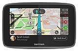 TomTom GO 5200, GPS para coche, 5 pulgadas, llamadas manos libres, Siri y Google Now,...