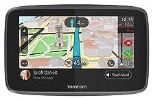 TomTom Navigationsgerät GO 5200 (5 Zoll, Stauvermeidung dank TomTom Traffic, Karten-Updates Welt, Updates über Wi-Fi, Freisprechen)©Amazon
