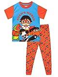 RYAN'S WORLD Boys Pajamas Red Size 3T