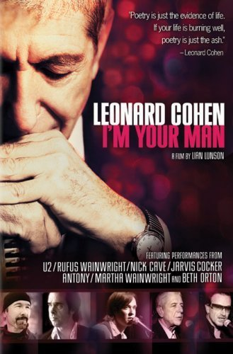 DVD-Leonard Cohen I'm Your Man