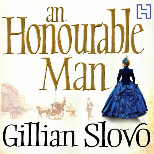 An Honourable Man audiobook cover art