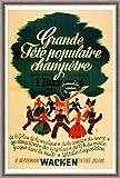 Herbé TM Wacken Rwa-Poster/Kunstdruck, 40 x 60 cm * d1,