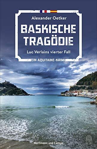 Buchseite und Rezensionen zu 'Baskische Tragödie' von Alexander Oetker