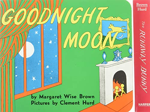 goodnight moon, baby board books, classic books, the runaway bunny, baby gift ideas