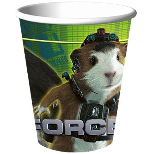 G-Force 9 oz tazas (8 unidades)