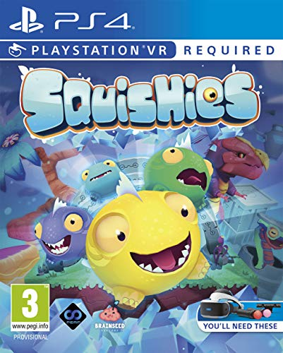 Brainseed Factory - Squishies (For Playstation VR) /PS4 (1 GAMES)