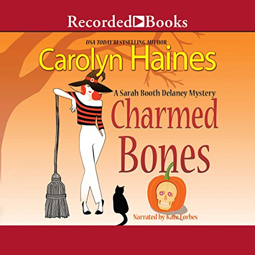 Charmed Bones audiobook cover art