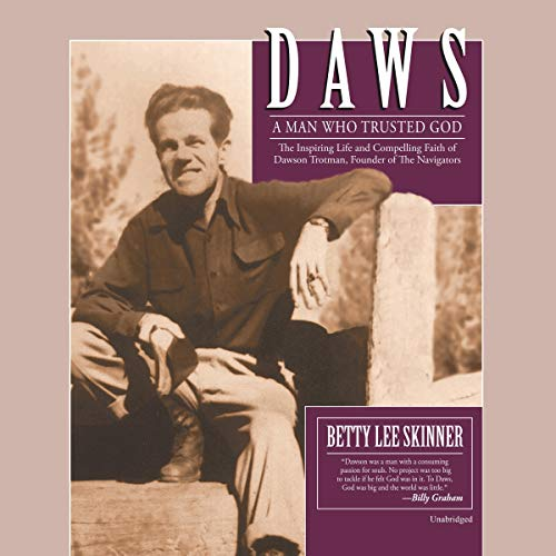 Daws audiobook cover art