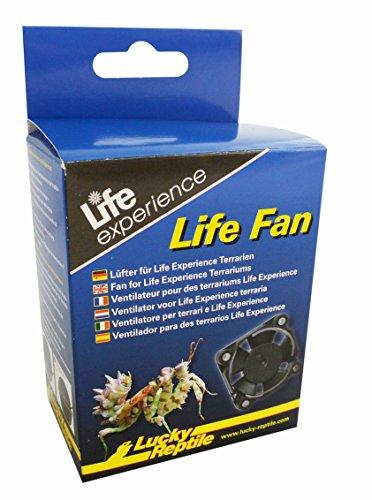 Lucky Reptile Life Fan Mini Ventilateur pour Petits terrariums et Aquariums