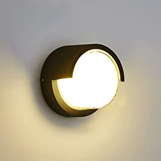 Sconce/Wall Sconces Outdoor Wall Sconce 15W LED Lamps Waterproof Modern Low Profile Lighting Fixtures 3000K Warm White Wal...
