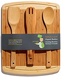 This one will be a great addition to your loved one's kitchen and will help her serving needs. This organic bamboo set includes a cutting board and three serving utensils that look very convenient and attractive. If your loved one is into cooking then she will definitely love this gift.