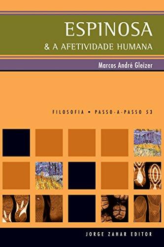 Espinosa & a afetividade humana (PAP - Filosofia)