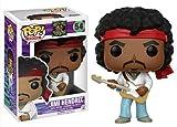 Funko- Jimi Hendrix Woodstock Figura de Vinilo, seria Rocks (14352)