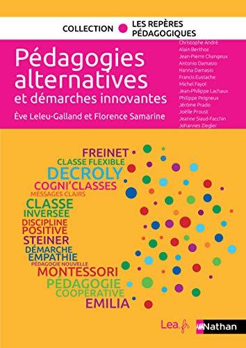 Les pédagogies alternatives et démarches innovantes - Tous cycles - 2020