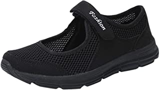 sports shoes c73db 06275 Alaso Sandales Femmes Plates Cuir Casuel Confort Mocassins Loafers  Chaussures de Conduite La Mode Été Chaussures