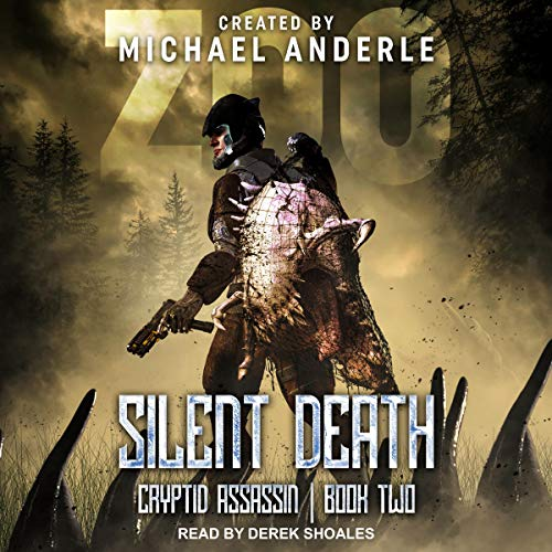 Silent Death cover art