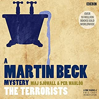 Martin Beck: The Terrorists cover art