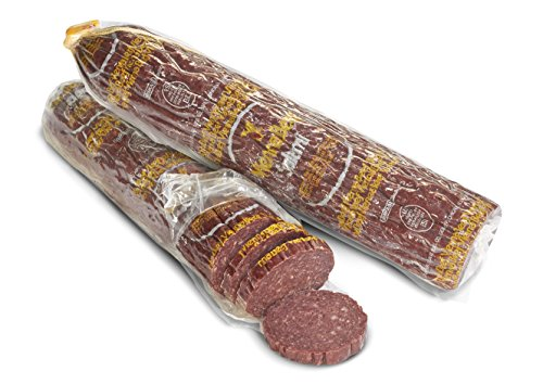 Vienna Beef Hard Salami 1.2 lbs.