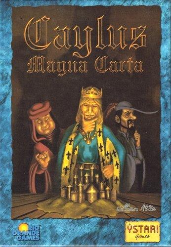 Caylus - Magna Carta