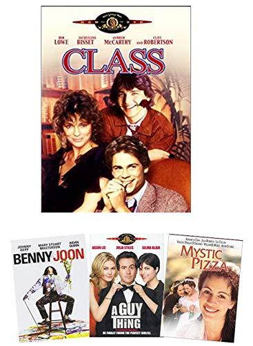 Class (DVD, Rob Lowe, 1983) + 3 Bonus Movies: Benny Joon / A Guy Thing / Mystic Pizza