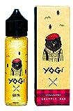 STRAWBERRY【YOGI/ヨギ】ストロベリー 電子タバコ リキッド (ストロベリー風味) 正規品