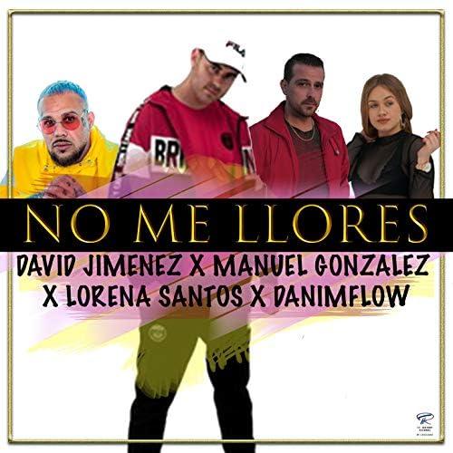 David Jimenez, DaniMflow & Manuel González (Ex Rebujito) feat. Lorena Santos