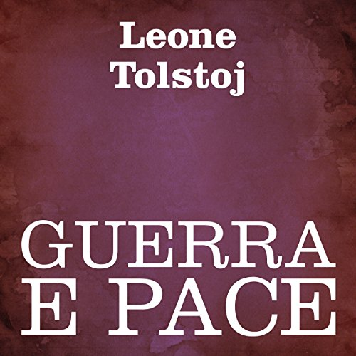 Guerra e Pace [War and Peace] cover art