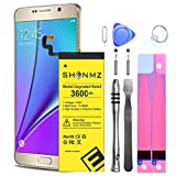 Galaxy Note 5 Battery, [Upgraded] 3600mAh Li-Polymer Battery EB-BN920ABE Replacement for Samsung Galaxy Note 5 SM-N920 N920T N920A N920P N920V with Screwdriver Tool