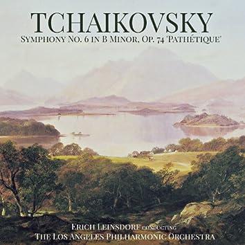 Tchaikovsky: Symphony No. 6 in B Minor, Op. 74 'Pathétique'