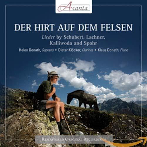 Schubert: Der Hirt A.D. Felsen